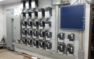Electrical Control Panel Install
