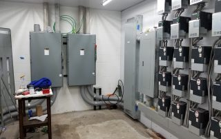 Electrical Panel Install